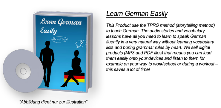 learn German easily