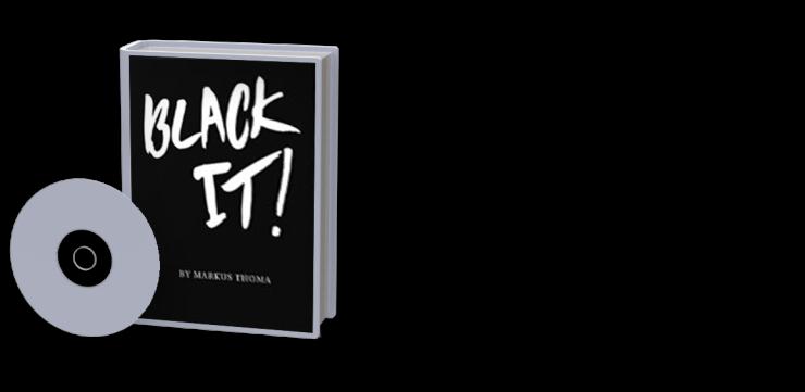 BLACK IT! - Presets für Lightroom