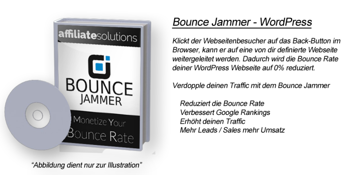 Bounce Jammer - WordPress