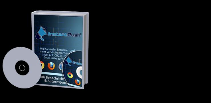 InstantPush - Push Nachrichten Software