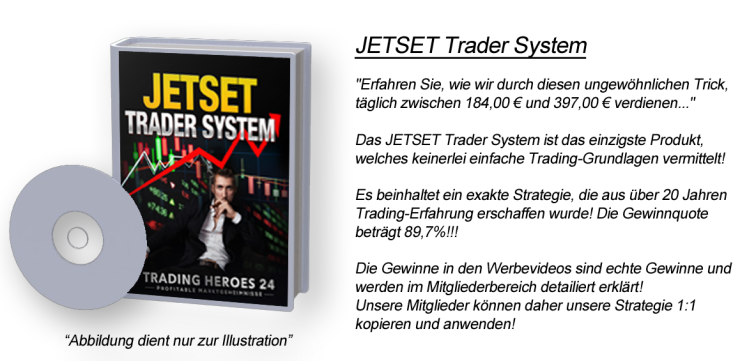 JETSET Trader System