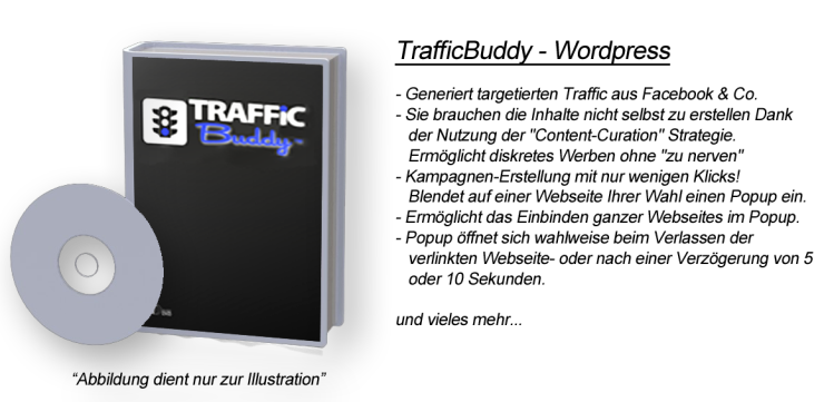 TrafficBuddy - WordPress