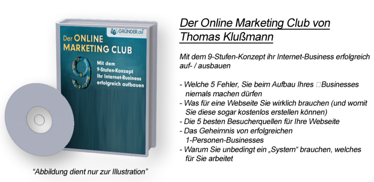 Der Online Marketing Club von Thomas Klußmann