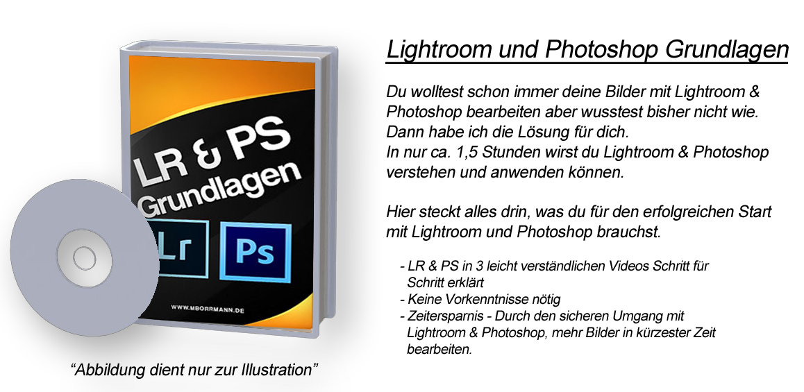 Lightroom und Photoshop Grundlagen