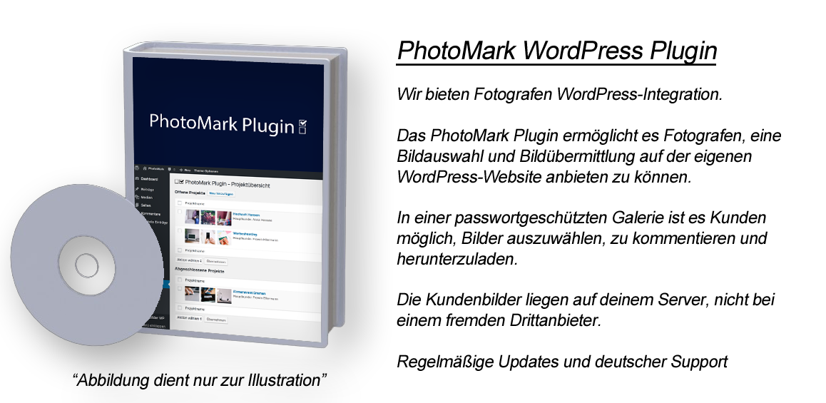 PhotoMark WordPress Plugin
