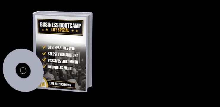 Business Bootcamp Lite Spezial - Liveaufzeichnung